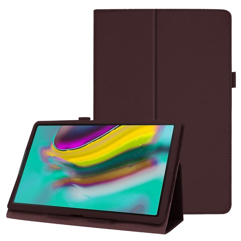 Läderfodral Samsung Galaxy Tab A 10.1 2019 brun