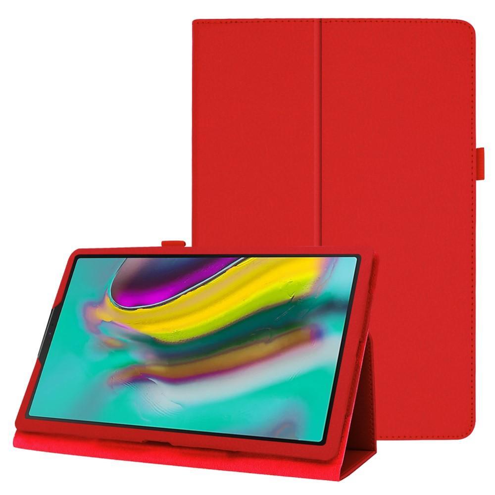 Läderfodral Samsung Galaxy Tab A 10.1 2019 röd
