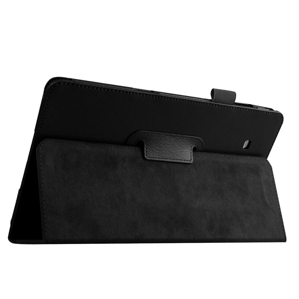 Läderfodral Samsung Galaxy Tab E 9.6 svart
