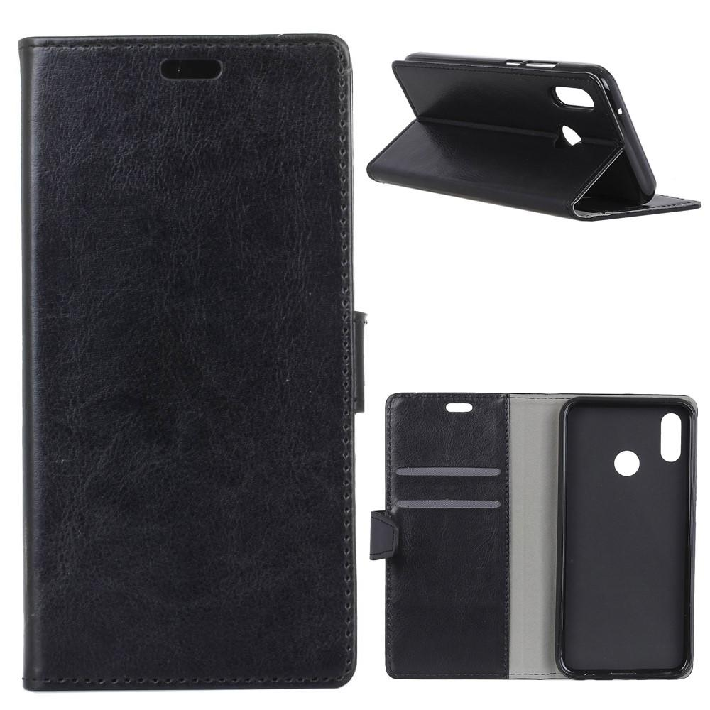 Läderplånbok Xiaomi Mi A2 Lite svart
