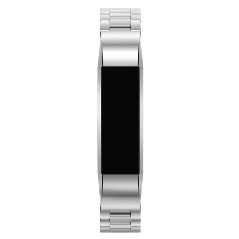 Metallarmband Fitbit Alta/Alta HR silver