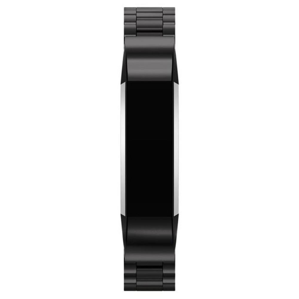 Metallarmband Fitbit Alta/Alta HR svart