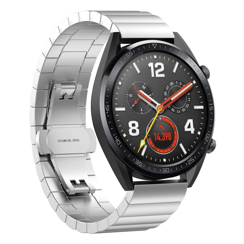 Länkarmband Huawei Watch GT/GT 2 Pro/GT 2 46mm silver