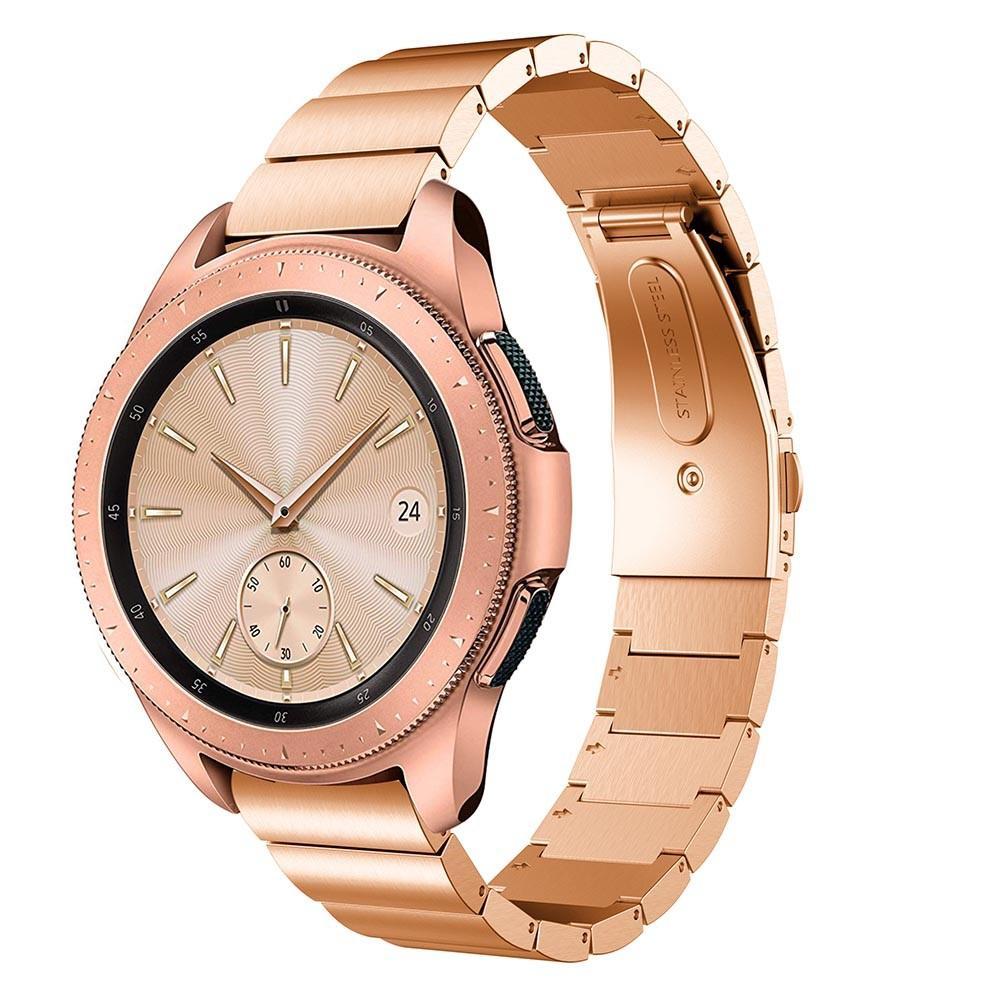 Länkarmband Samsung Galaxy Watch 42mm roséguld