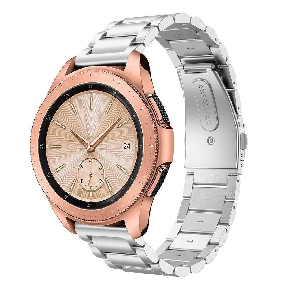 Metallarmband Samsung Galaxy Watch 42mm silver