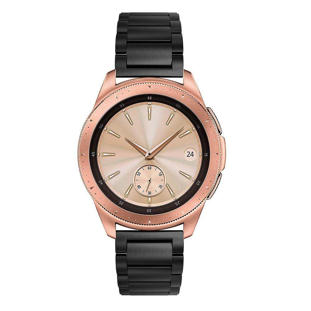 Metallarmband Samsung Galaxy Watch 42mm svart