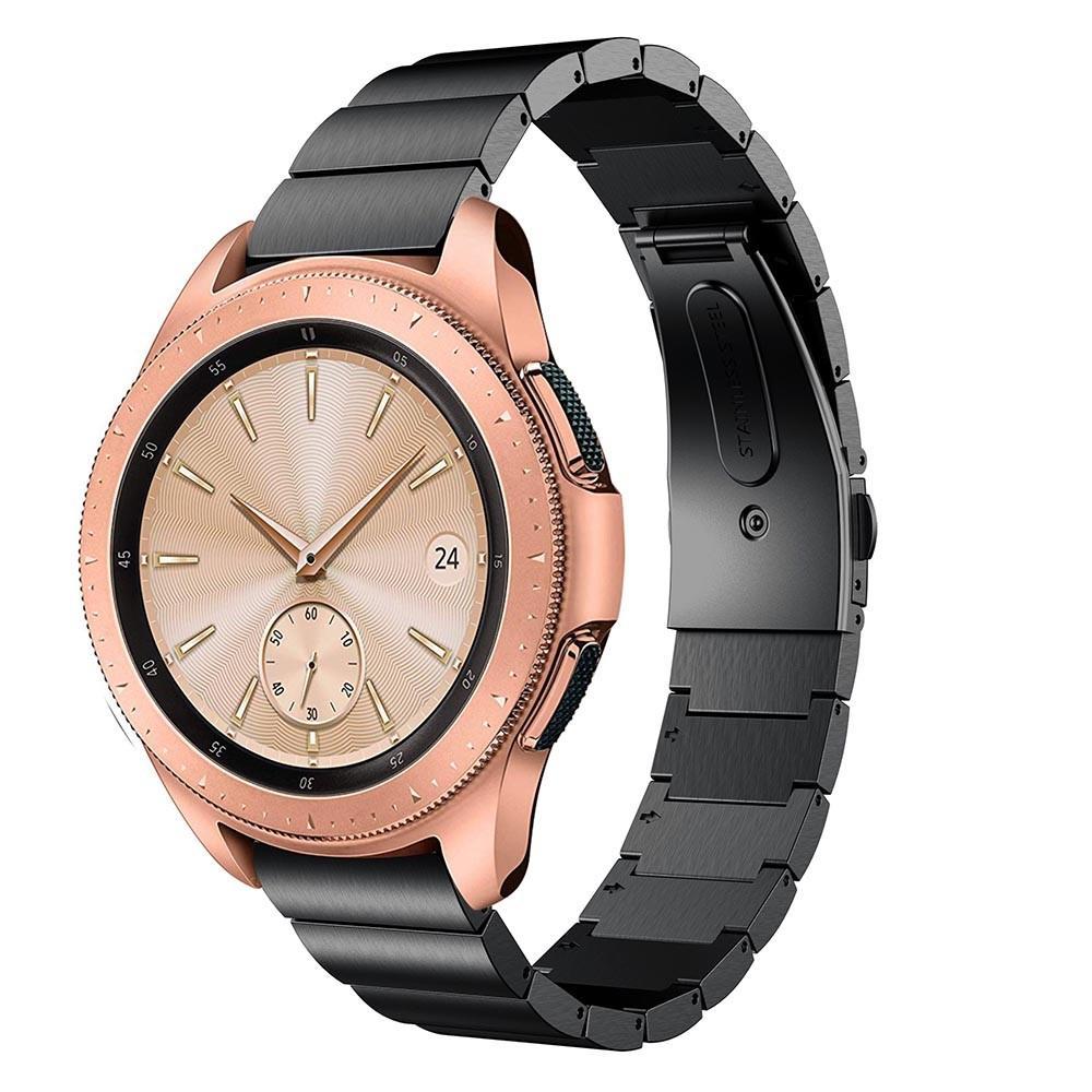 Länkarmband Samsung Galaxy Watch 42mm svart