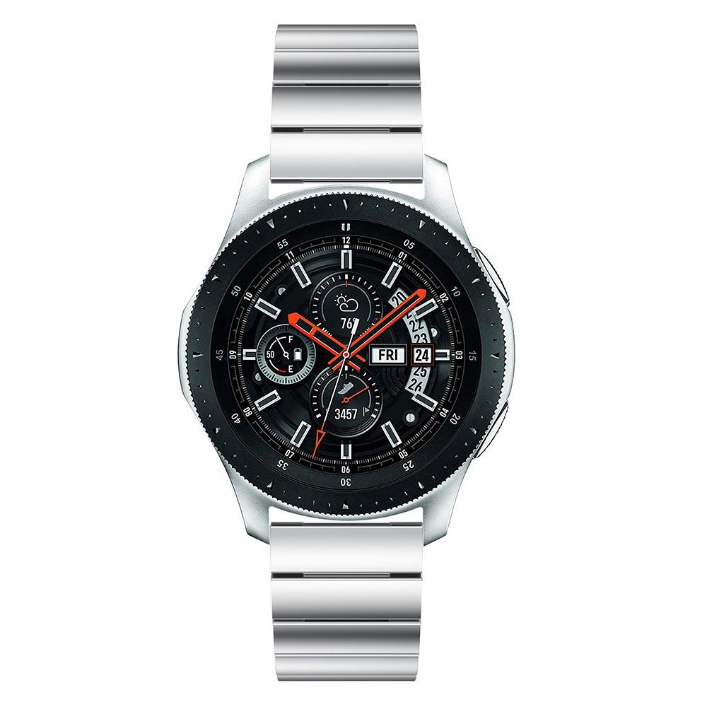 Länkarmband Samsung Galaxy Watch 46mm silver