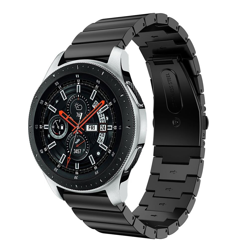Länkarmband Samsung Galaxy Watch 46mm svart