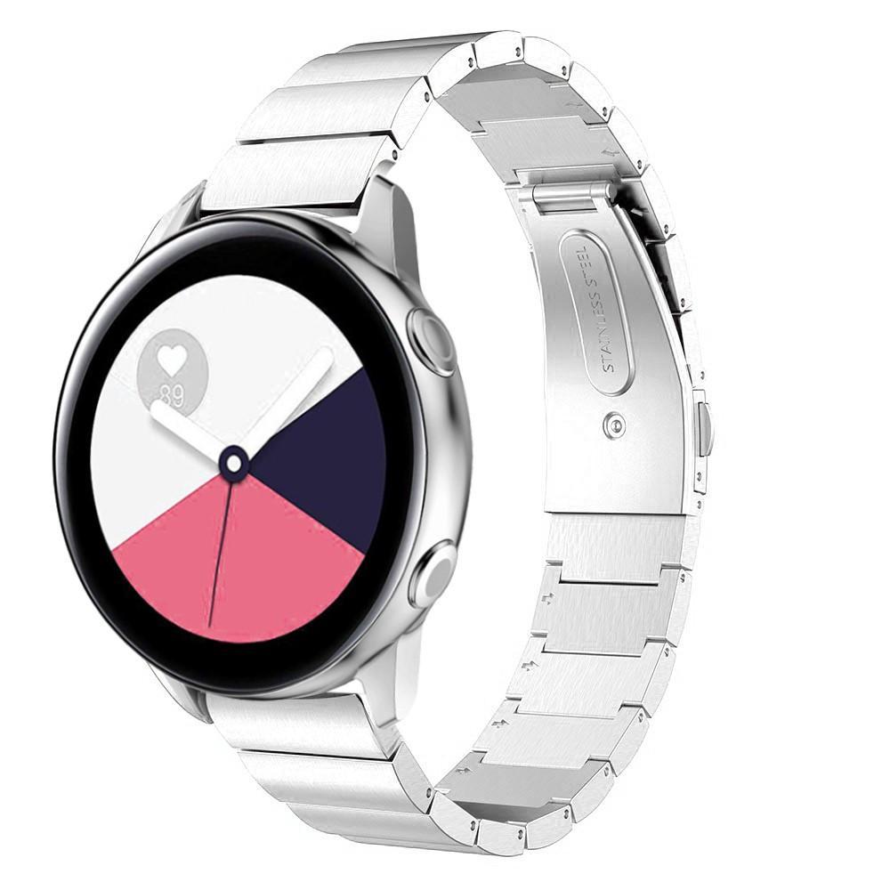 Länkarmband Samsung Galaxy Watch Active silver