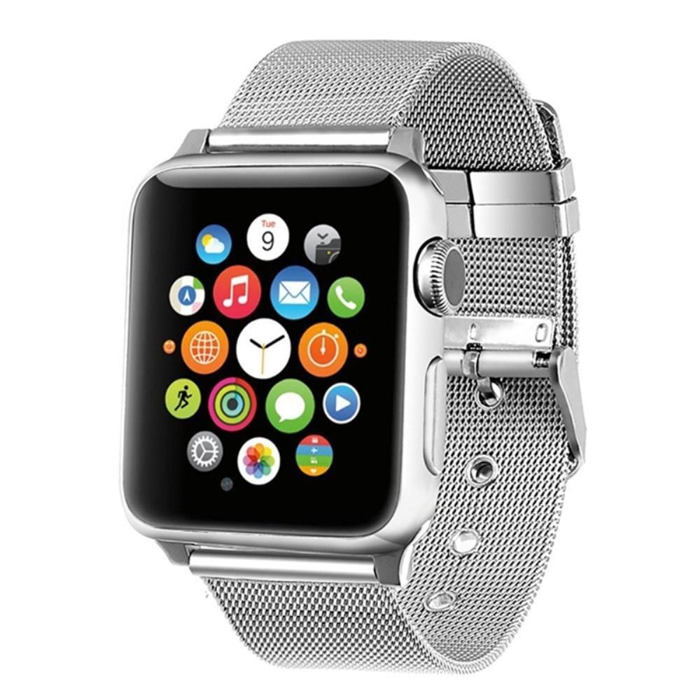 Mesh Bracelet Apple Watch 42/44 mm Silver