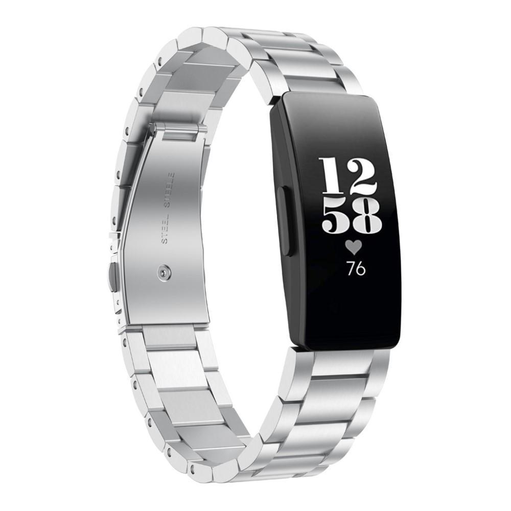 Metallarmband Fitbit Inspire/Inspire HR/Inspire 2 silver