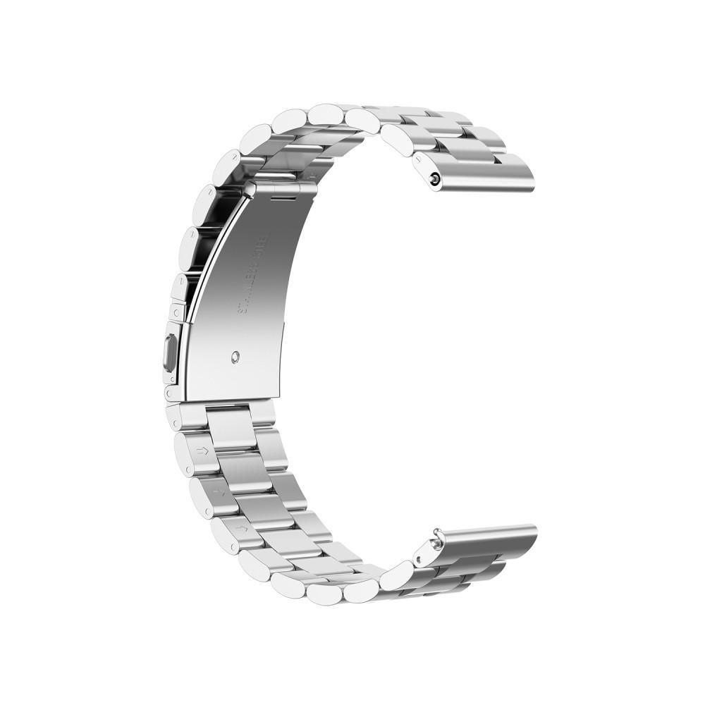 Metallarmband Garmin Vivoactive 4s/Venu 2s silver