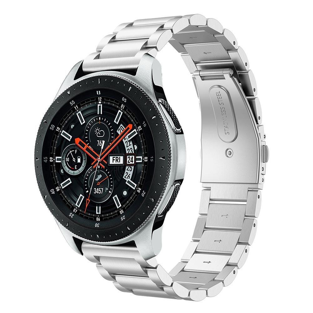 Metallarmband Samsung Galaxy Watch 46mm silver