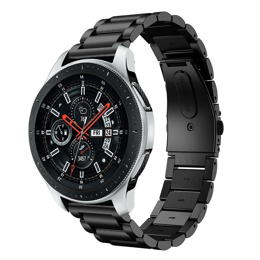 Metallarmband Samsung Galaxy Watch 46mm svart
