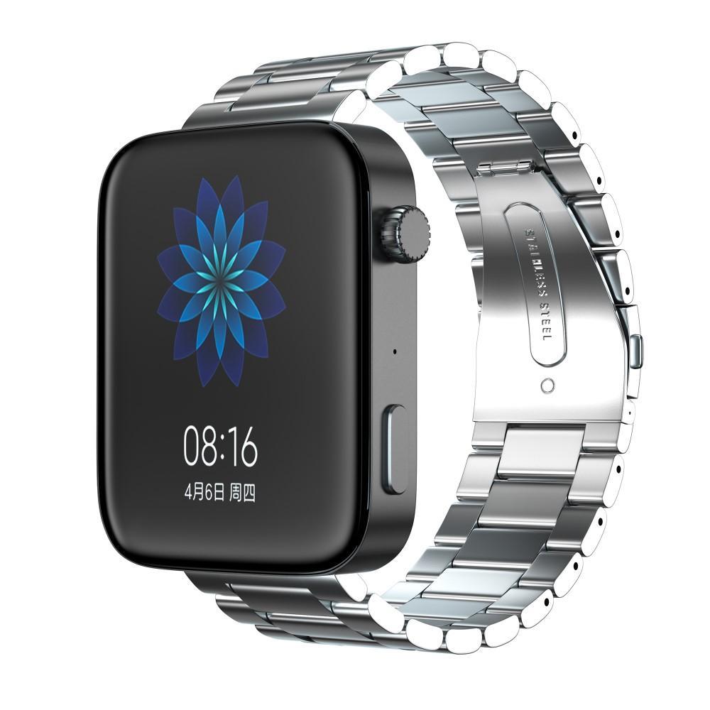 Metallarmband Xiaomi Mi Watch silver