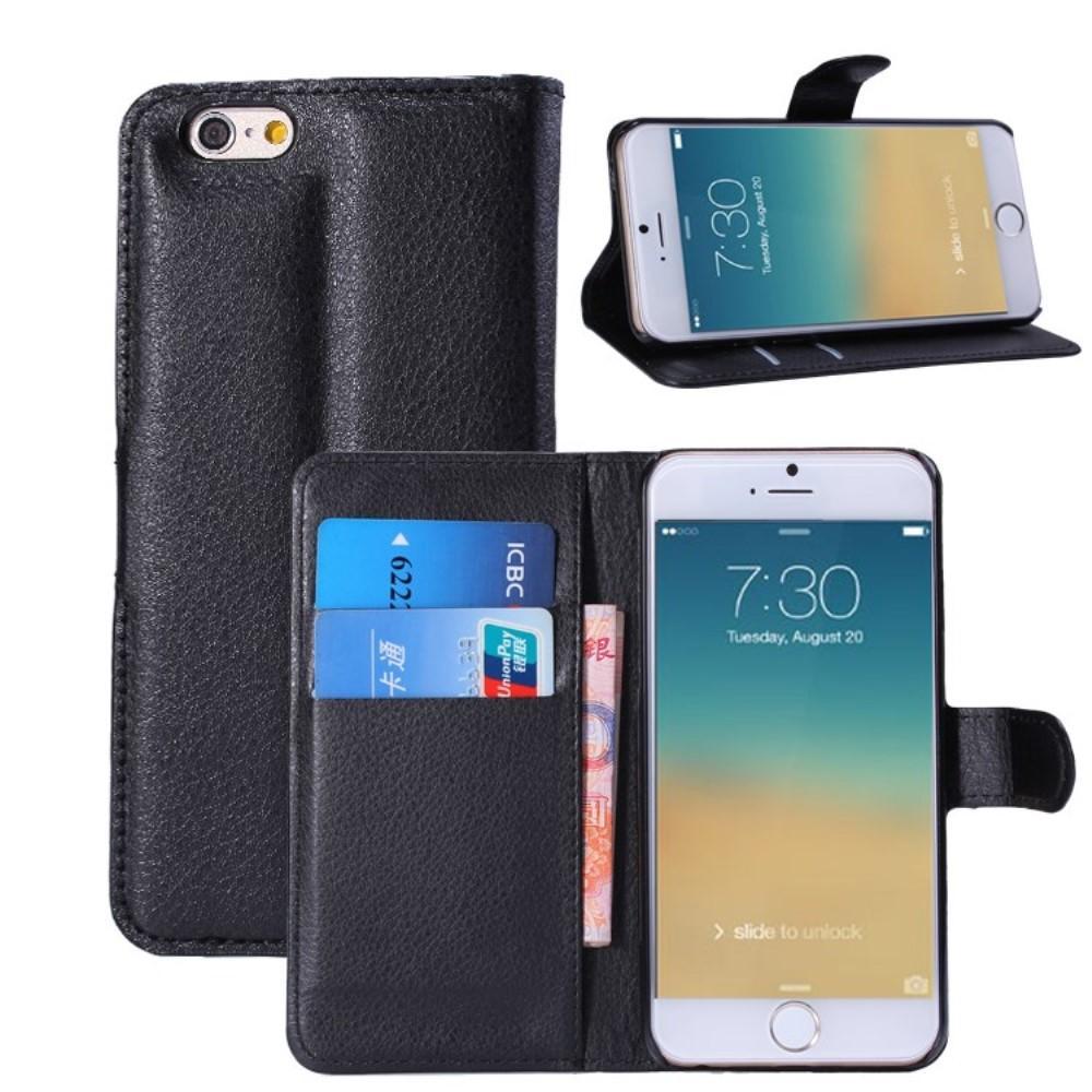 Mobilfodral Apple iPhone 6/6S svart