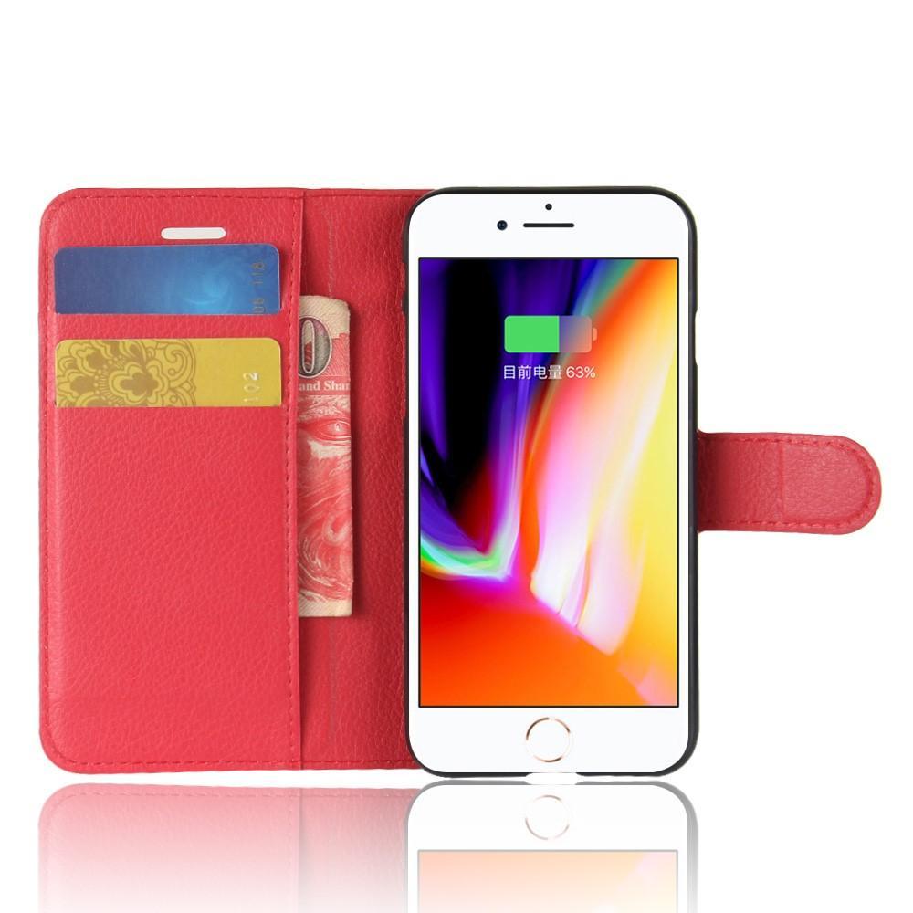 Mobilfodral Apple iPhone 7/8/SE 2020 röd