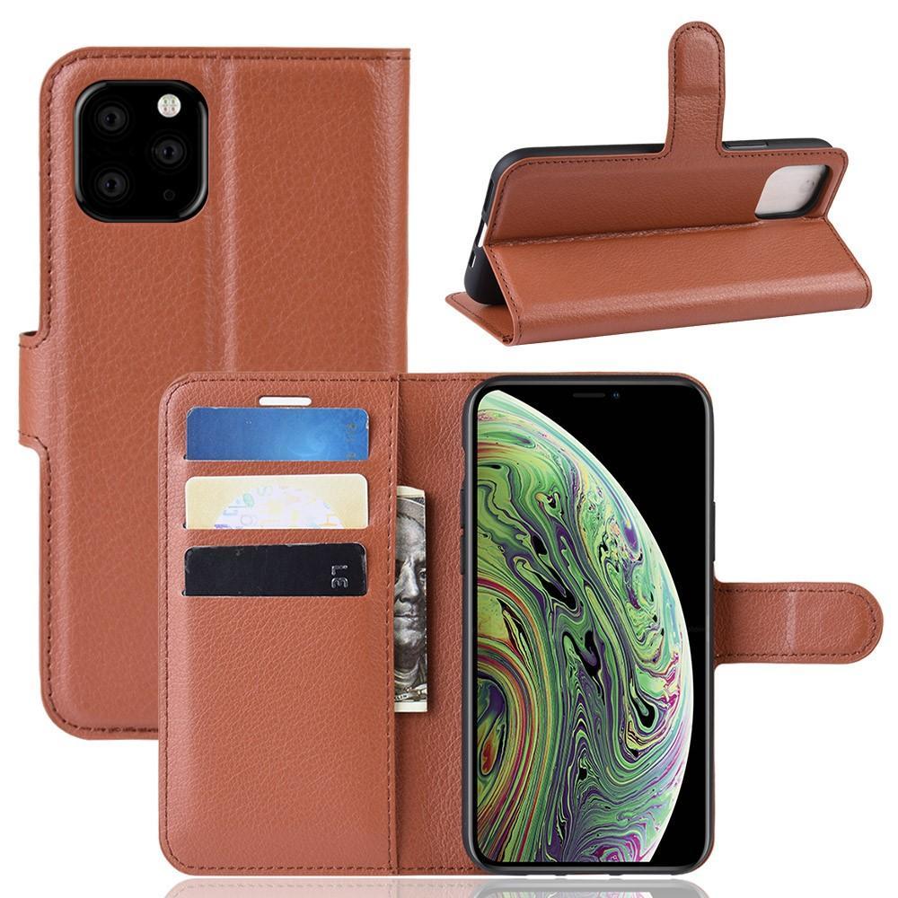 Mobilfodral Apple iPhone 11 Pro brun