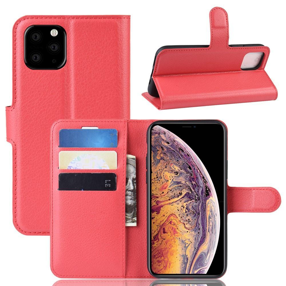 Mobilfodral Apple iPhone 11 Pro Max röd
