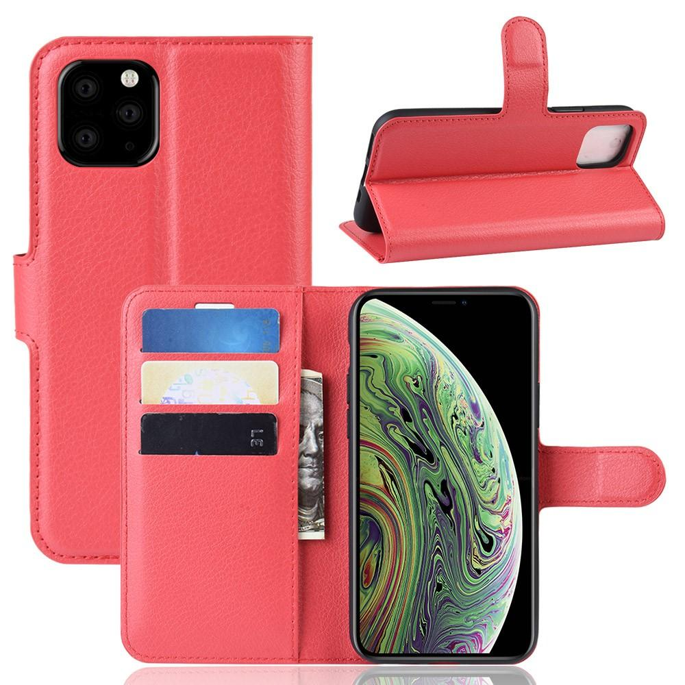 Mobilfodral Apple iPhone 11 Pro röd