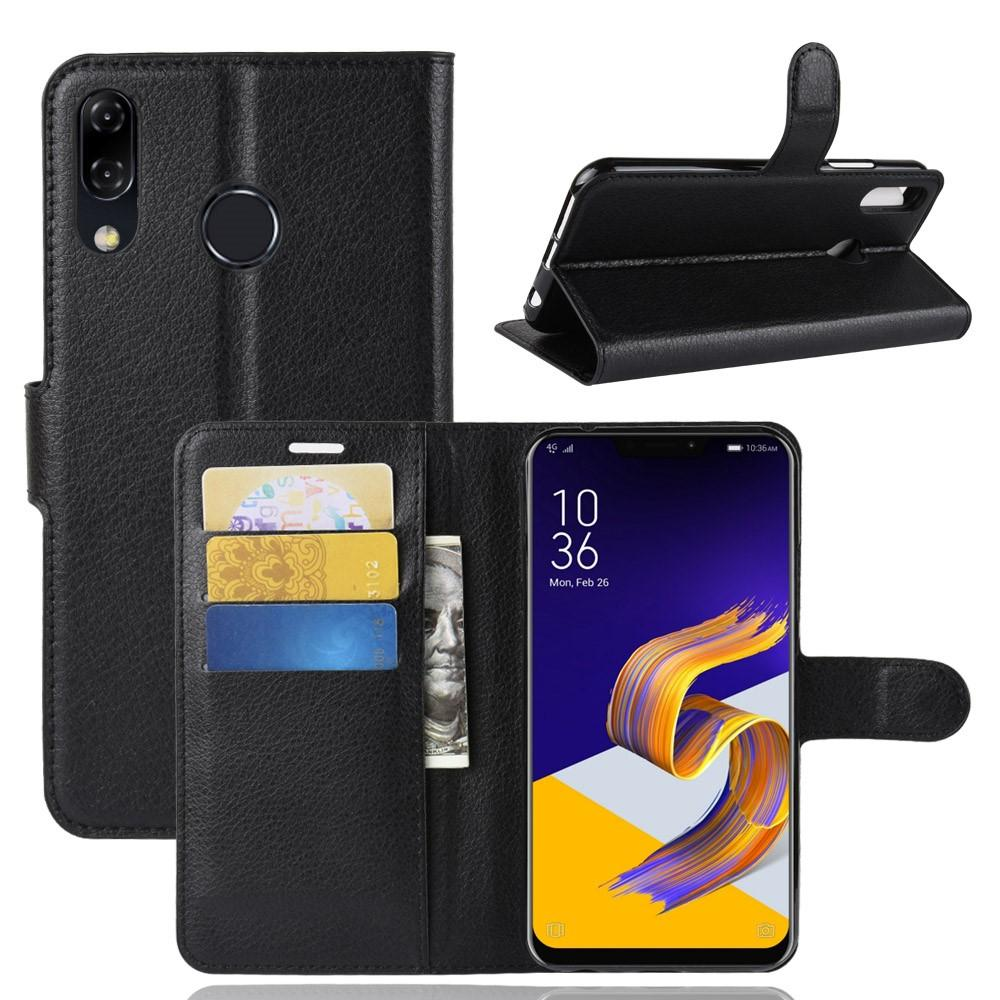 Mobilfodral Asus ZenFone 5/ZenFone 5Z svart