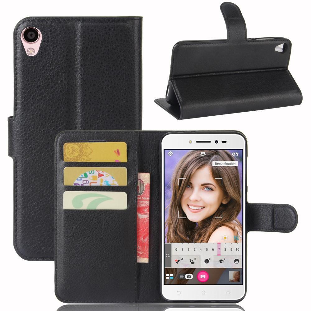 Mobilfodral Asus ZenFone Live ZB501KL svart