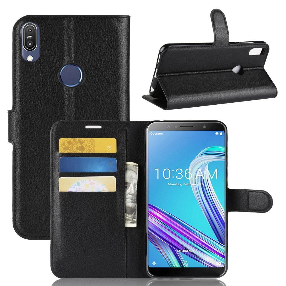 Mobilfodral Asus Zenfone Max Pro M1 svart