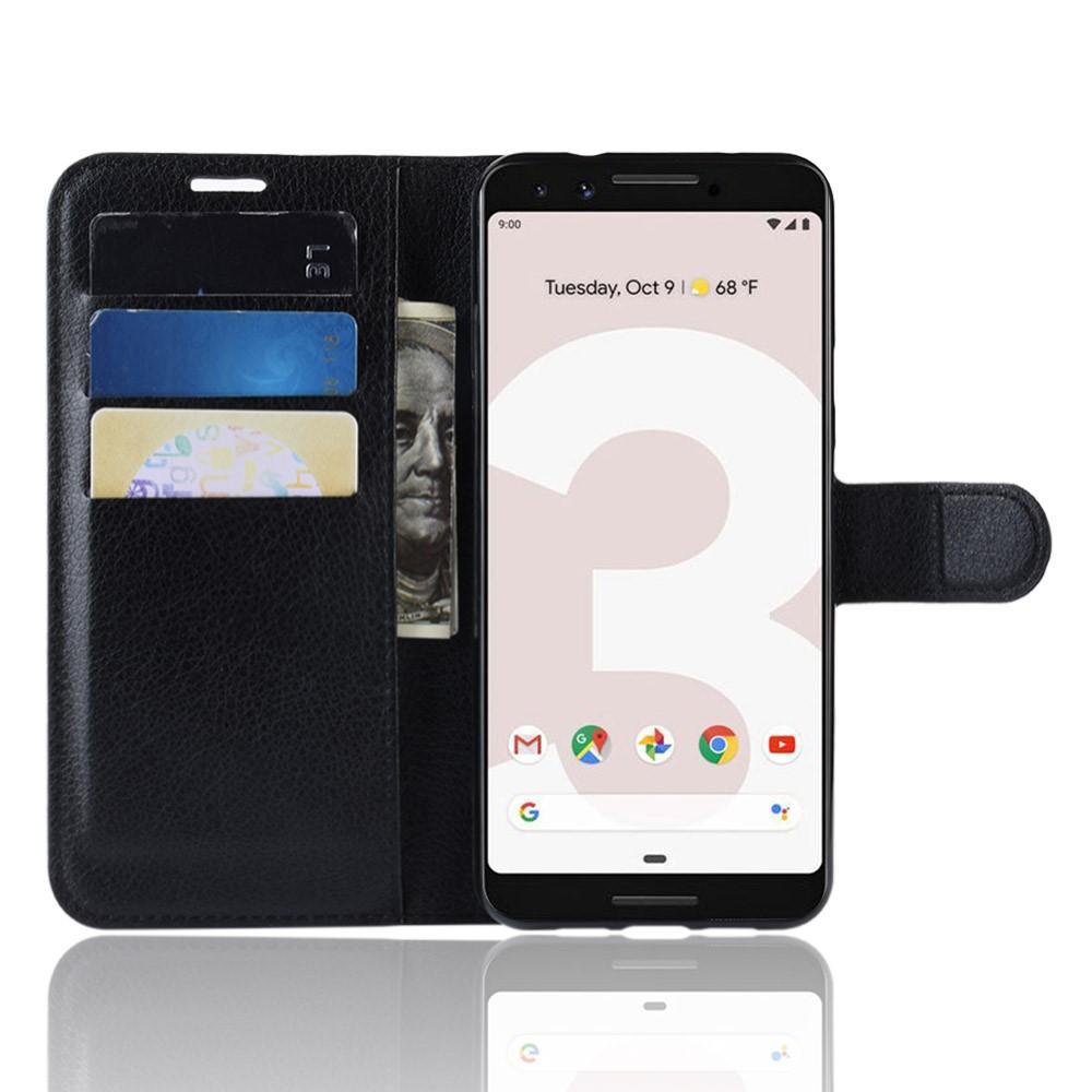 Mobilfodral Google Pixel 3a svart