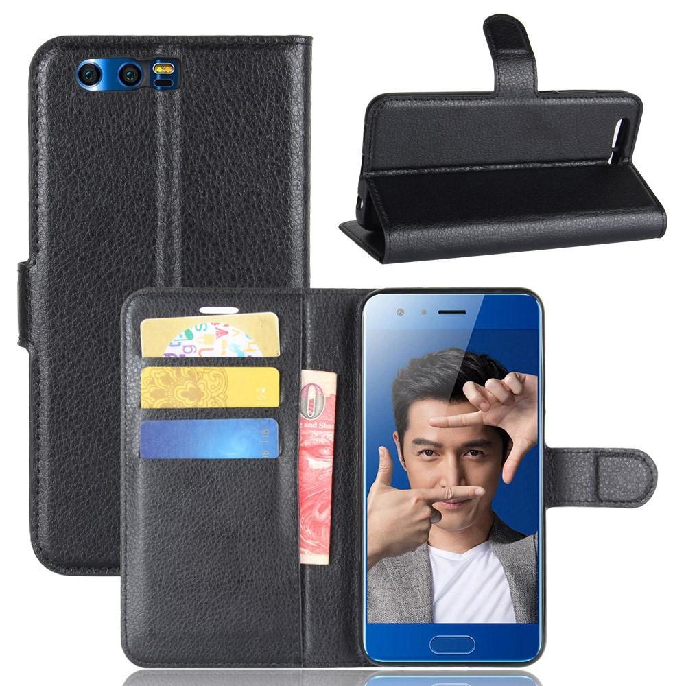 Mobilfodral Huawei Honor 9 svart