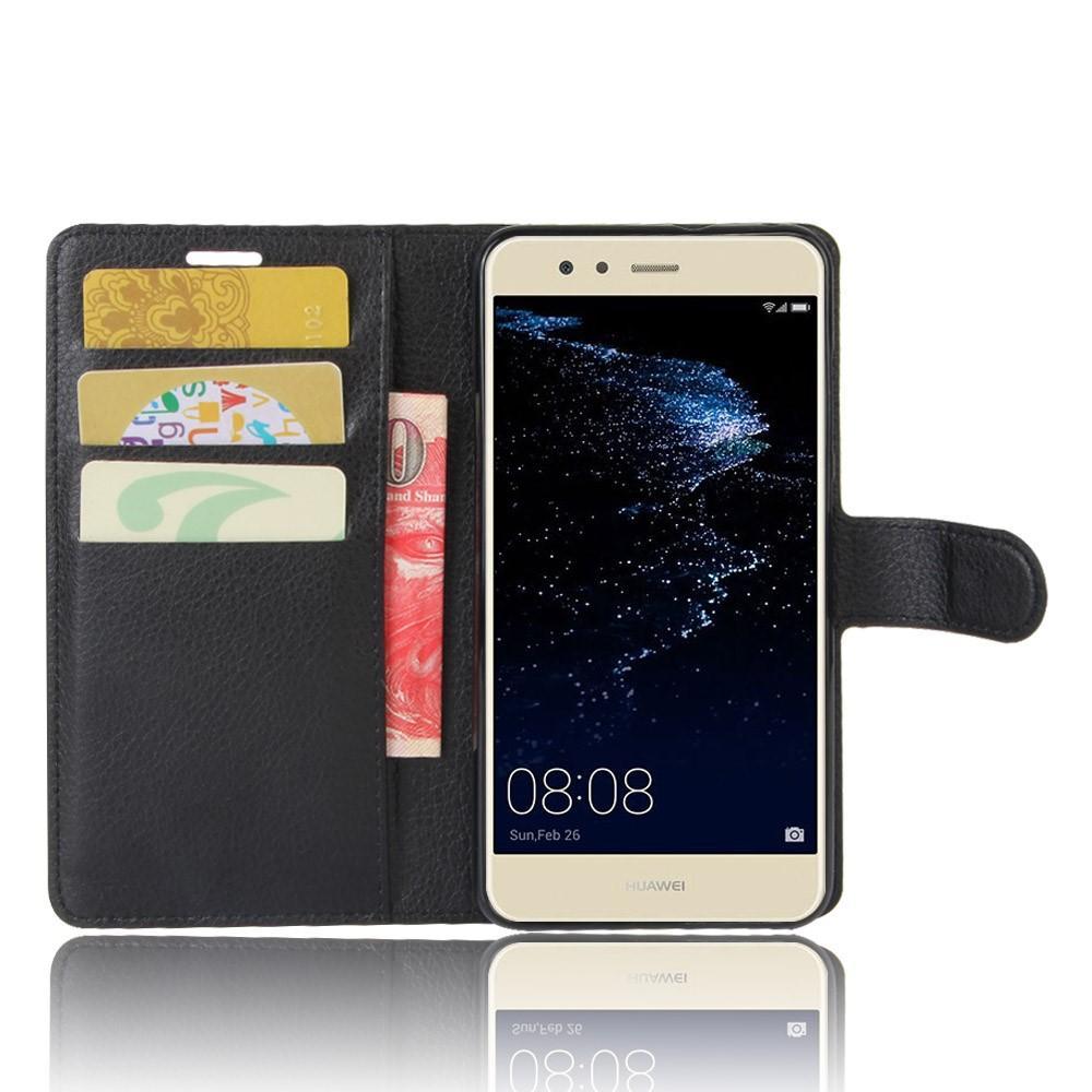 Mobilfodral Huawei P10 Lite svart