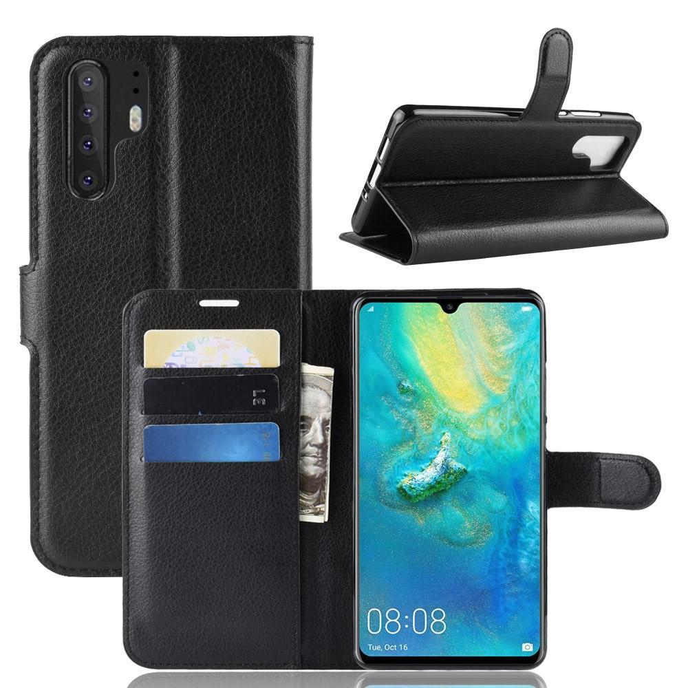 Mobilfodral Huawei P30 Pro svart