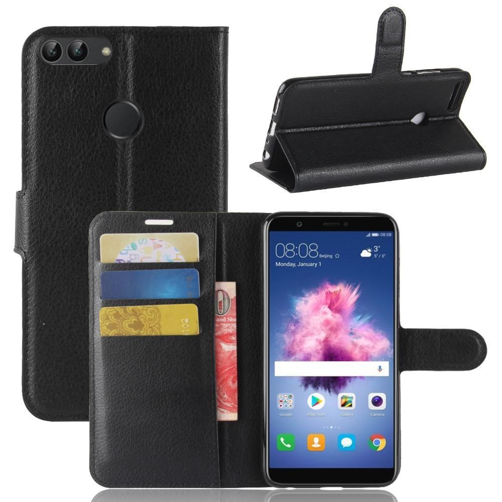 Mobilfodral Huawei P Smart svart