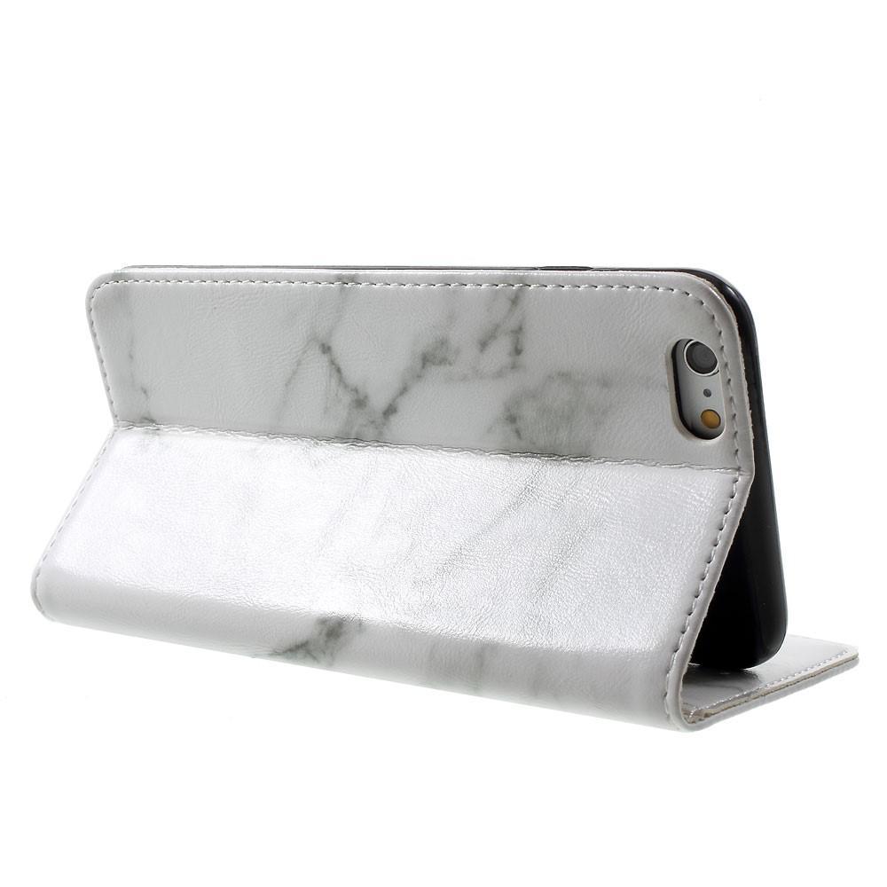 Mobilfodral iPhone 6 Plus/6S Plus Vit Marmor