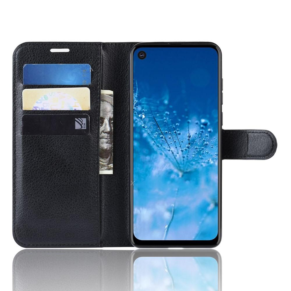 Mobilfodral Motorola One Action svart
