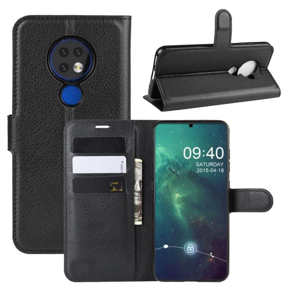 Mobilfodral Nokia 6.2/7.2 svart