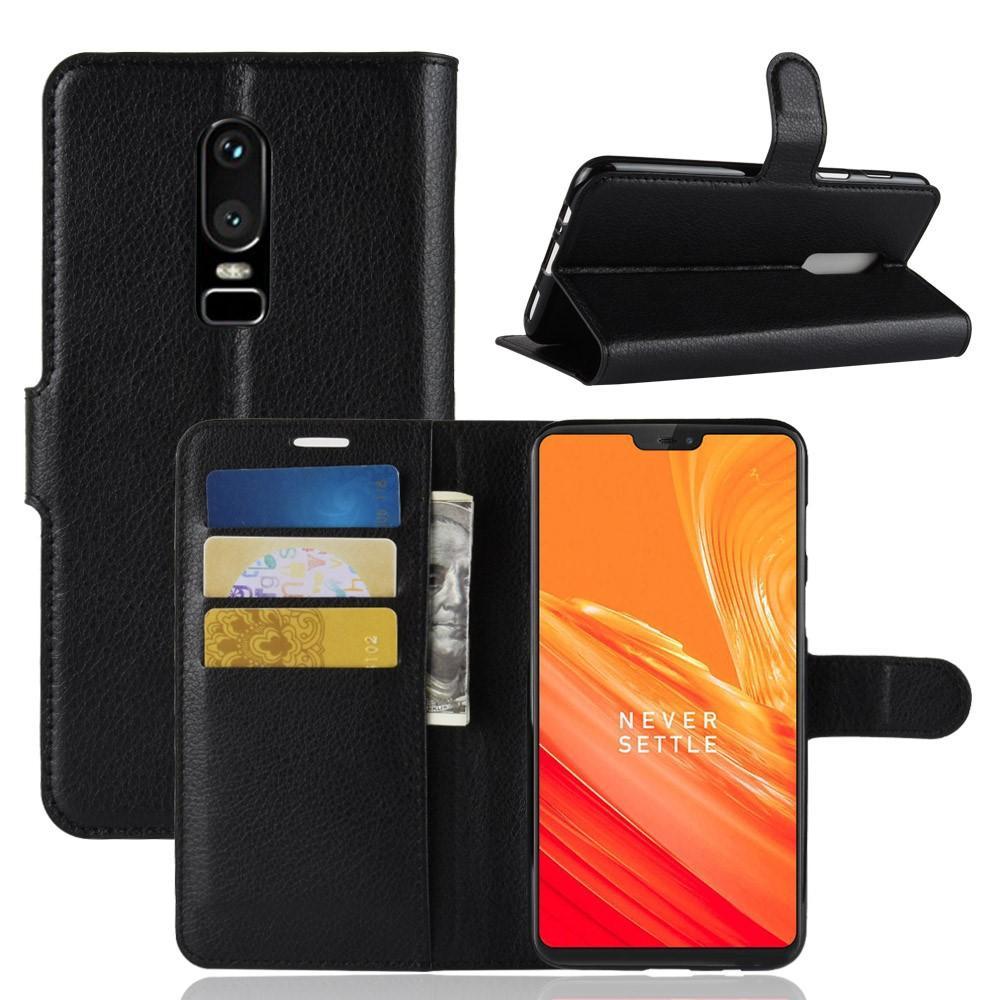 Mobilfodral OnePlus 6 svart