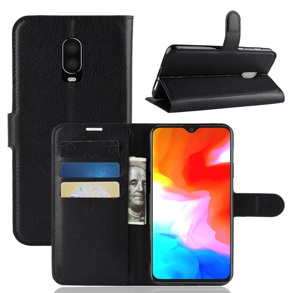 Mobilfodral OnePlus 6T svart
