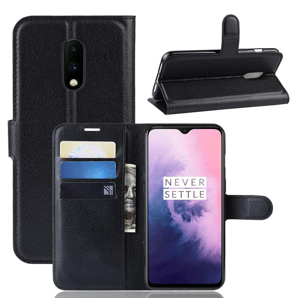 Mobilfodral OnePlus 7 svart