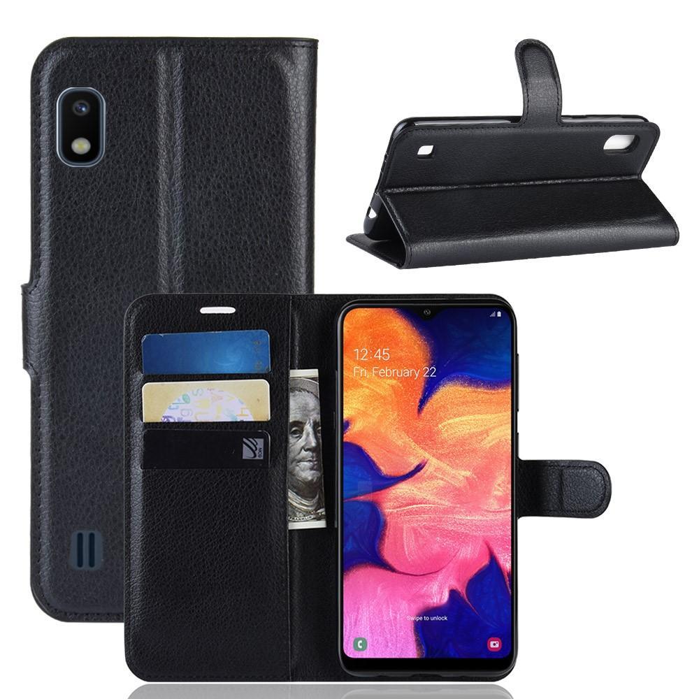 Mobilfodral Samsung Galaxy A10 svart