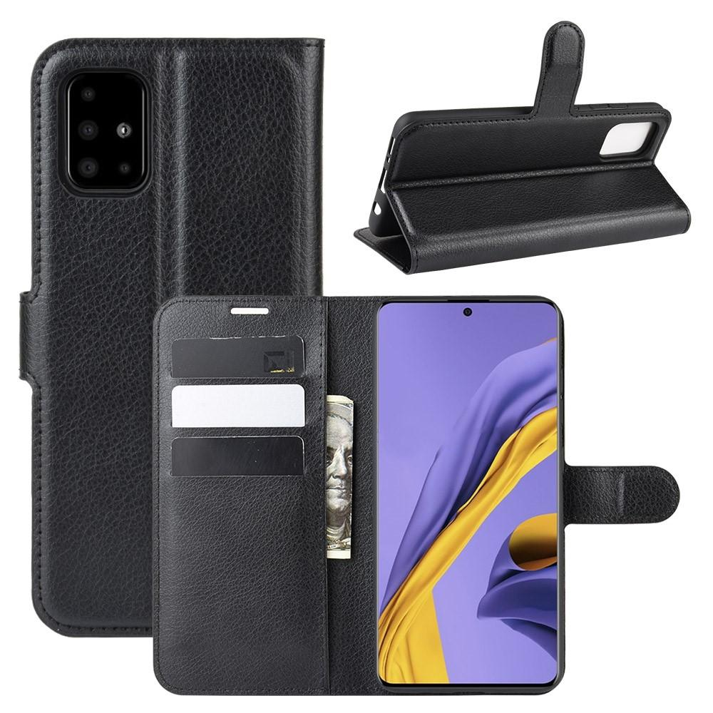Mobilfodral Samsung Galaxy A51 svart