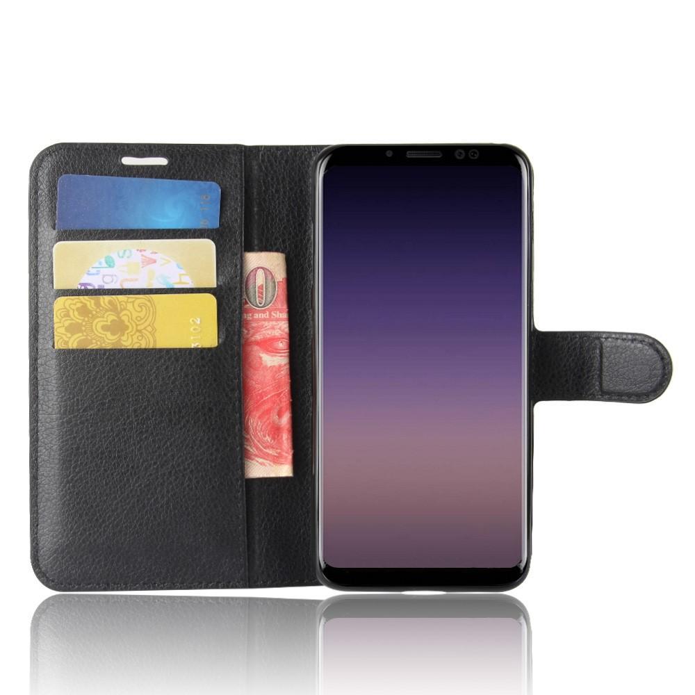 Mobilfodral Samsung Galaxy A8 2018 svart