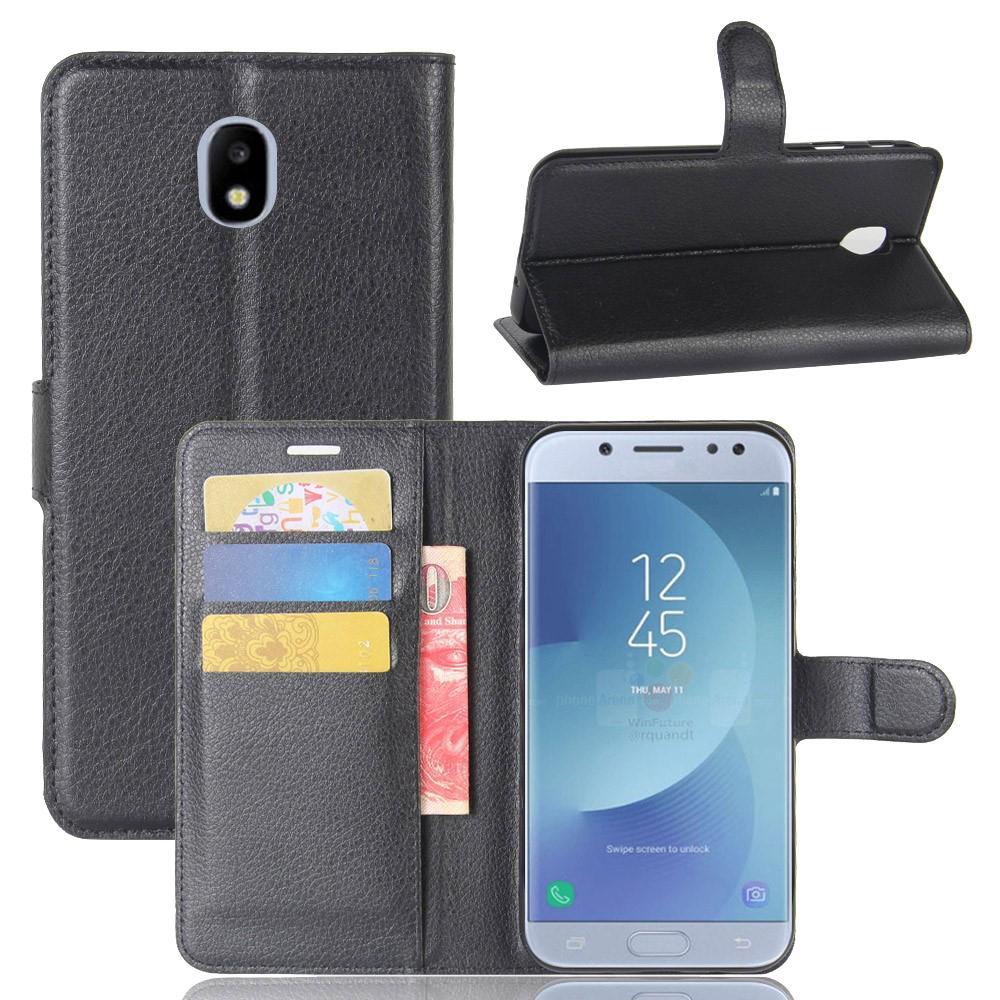 Mobilfodral Samsung Galaxy J3 2017 svart