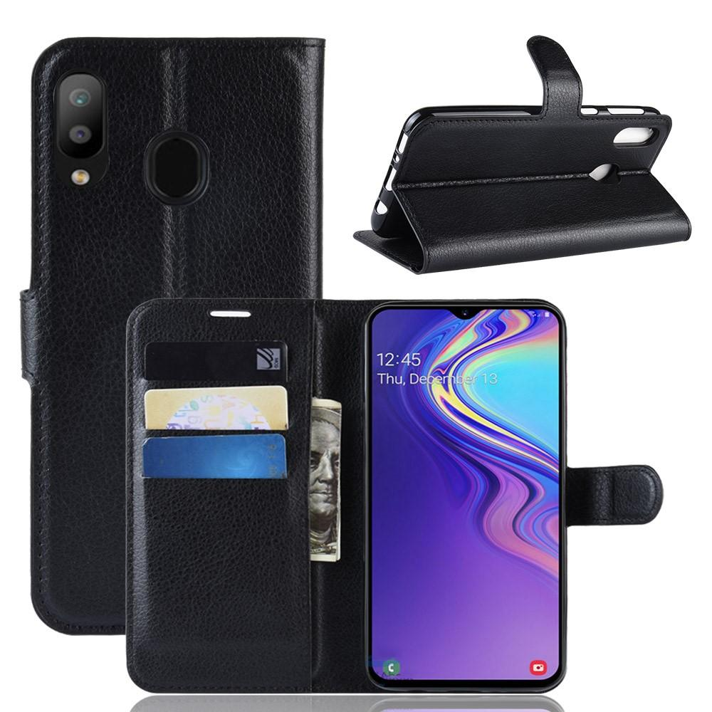 Mobilfodral Samsung Galaxy M20 svart
