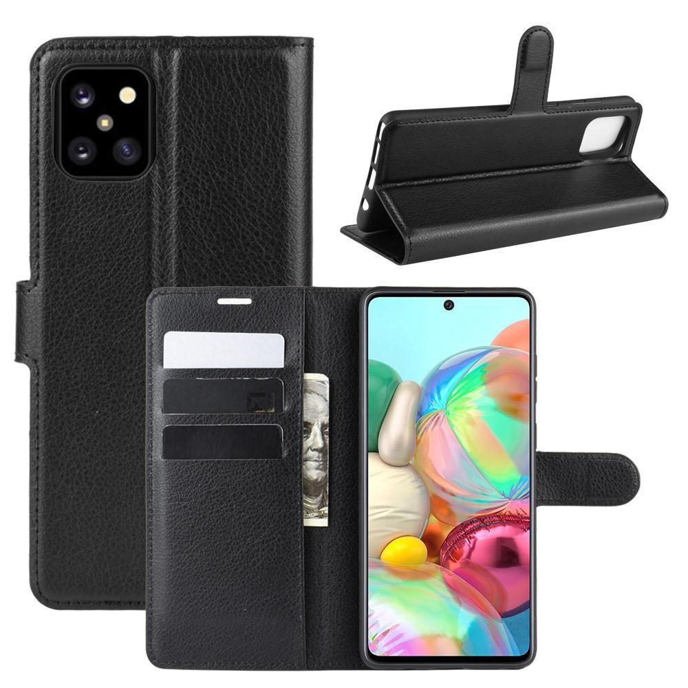 Mobilfodral Samsung Galaxy Note 10 Lite svart