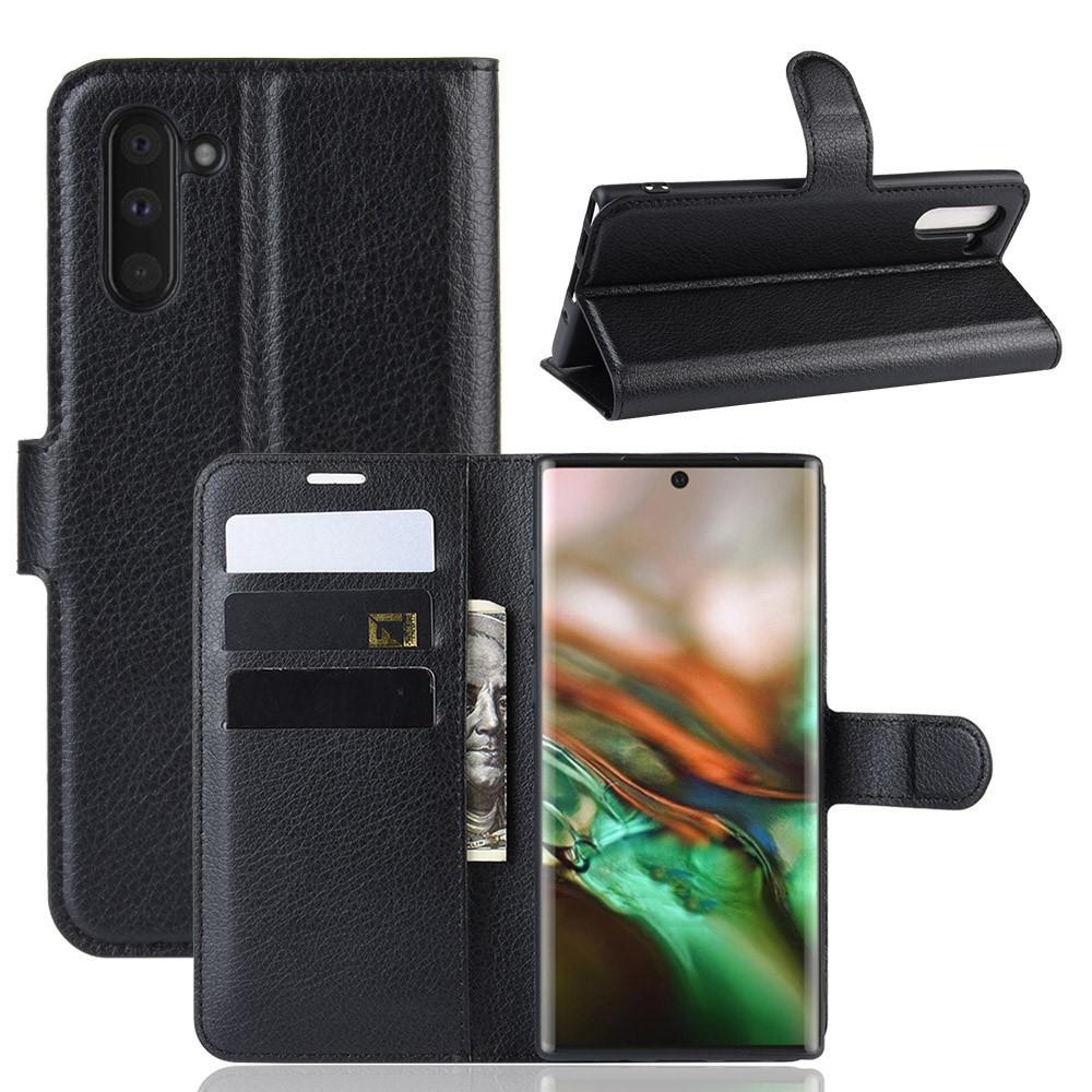 Mobilfodral Samsung Galaxy Note 10 svart