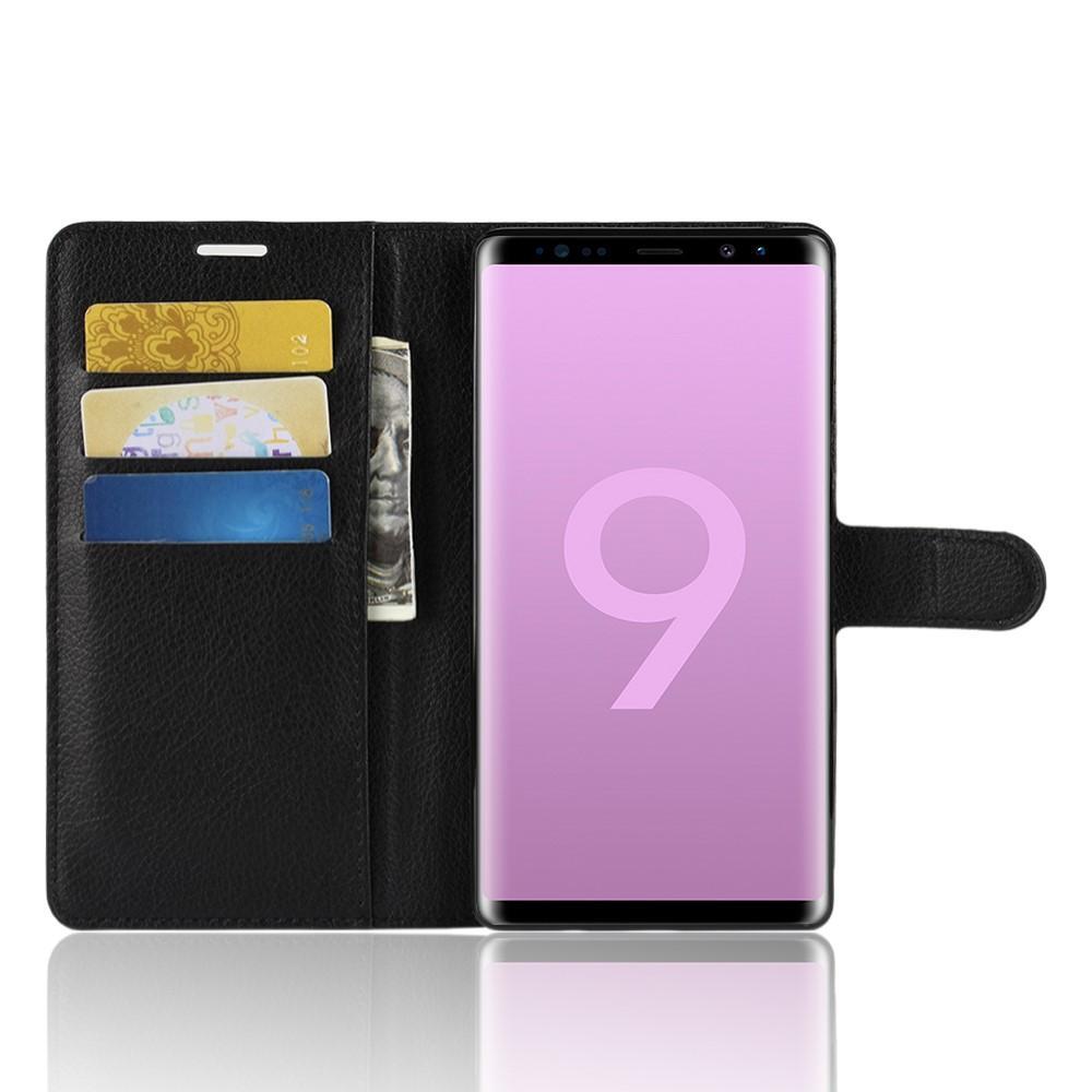Mobilfodral Samsung Galaxy Note 9 svart