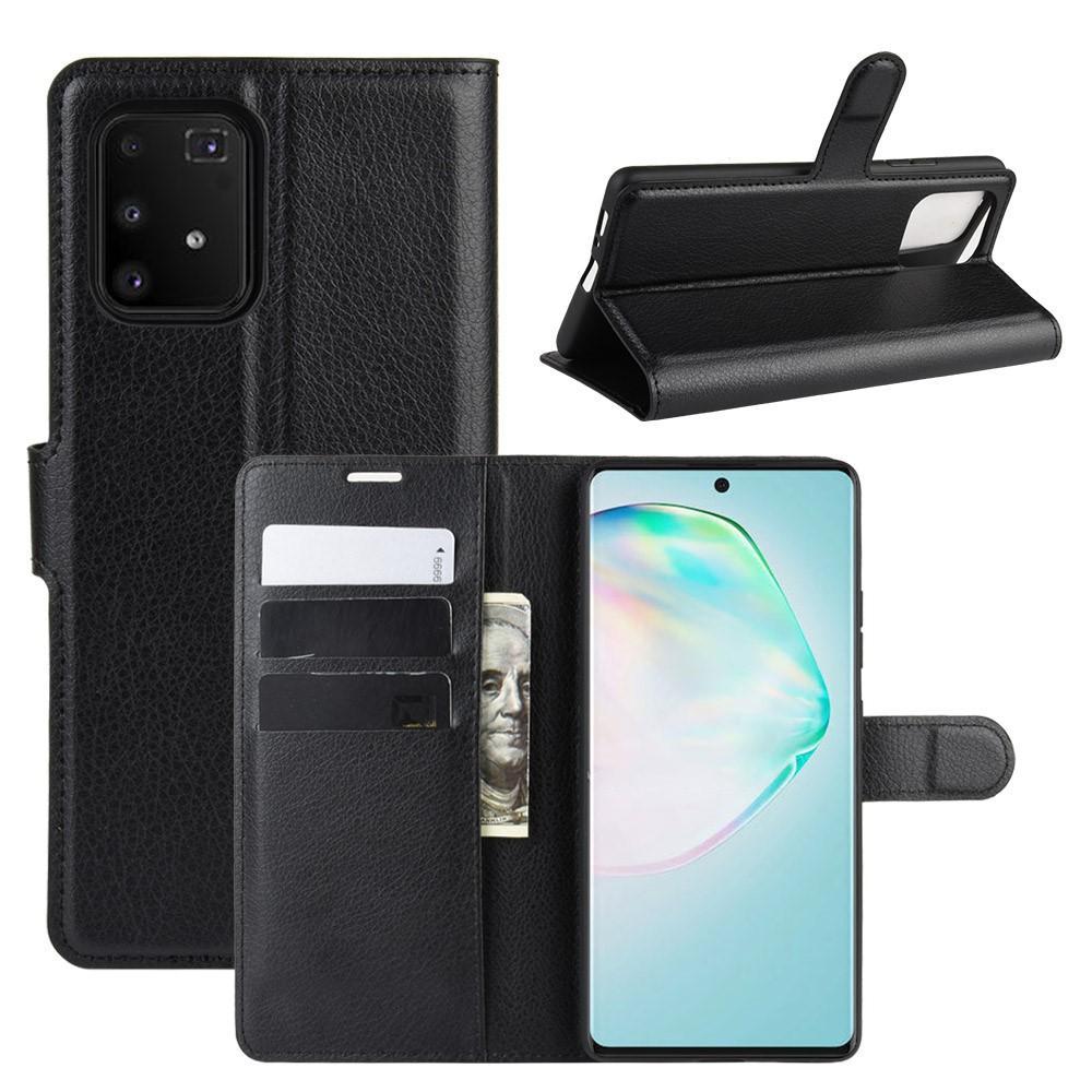 Mobilfodral Samsung Galaxy S10 Lite svart
