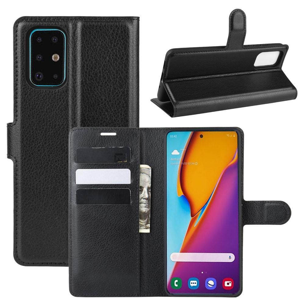 Mobilfodral Samsung Galaxy S20 Plus svart