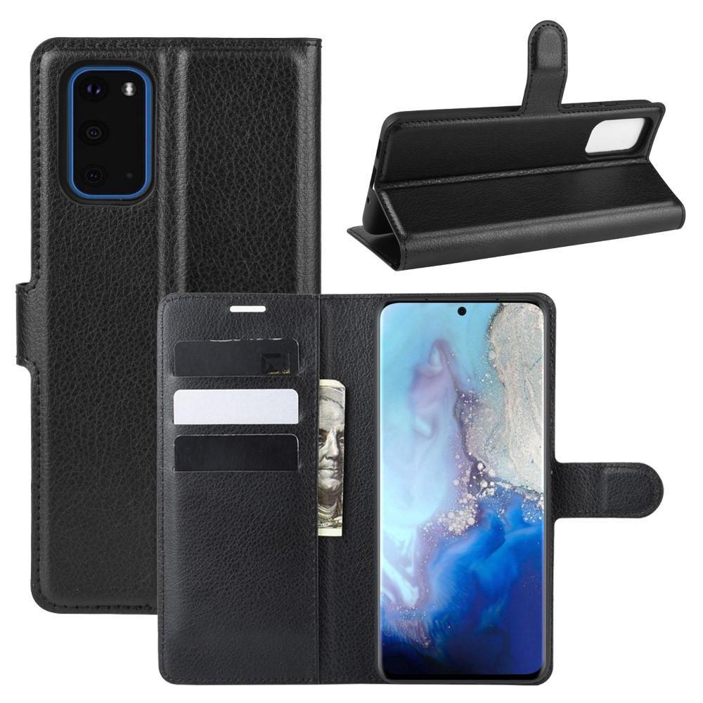 Mobilfodral Samsung Galaxy S20 svart